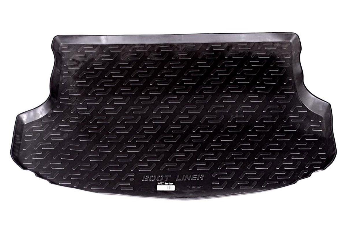 Коврик в багажник для Kia Sorento (XM) (09-12) полиуретановый 103070201