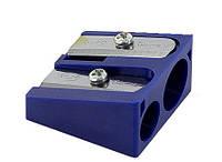 Точилка Kum без контейнера 410K пластиковая двойная клиновидная 30292410K
