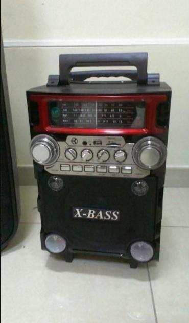Golon RX-BT-08-Q музыкальная колонка радио с блютус