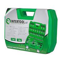 Набор инструментов 46 предметов Intertool ET-6046