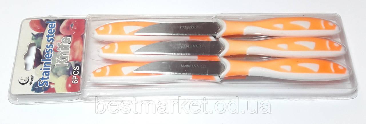 Набор Металлических Ножей 6 шт Nayuan