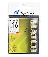 Крючки Hayabusa (CHK128) Match №16
