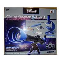 Телескоп +микроскоп C2109