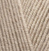 Пряжа для вязания Лана голд 05 св бежевый