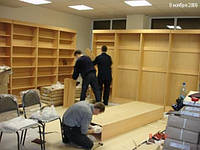 Разборка сборка мебели в Кировограде