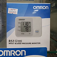 Тонометр для измерения артериального давления   автоматический на  запястье OMRON RS1