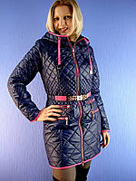 Весенняя женская куртка, полу-пальто женское HAILUOZI-021 (S-XXL) DEIFY, PEERCAT, SYMONDER, COVILY, DECENTLY