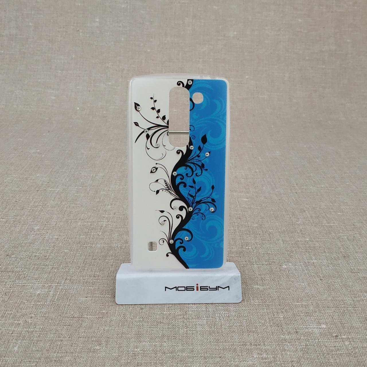Чехлы для LG TPU Diamond Spirit Y70 Для телефона