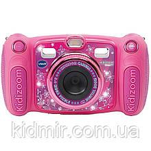 Дитячий фотоапарат Vtech Kidizoom Camera DUO 5.0 Pink відео з записом