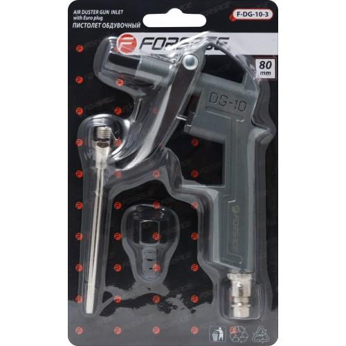 Пистолет обдувочный (сопло 80мм), в блистере
