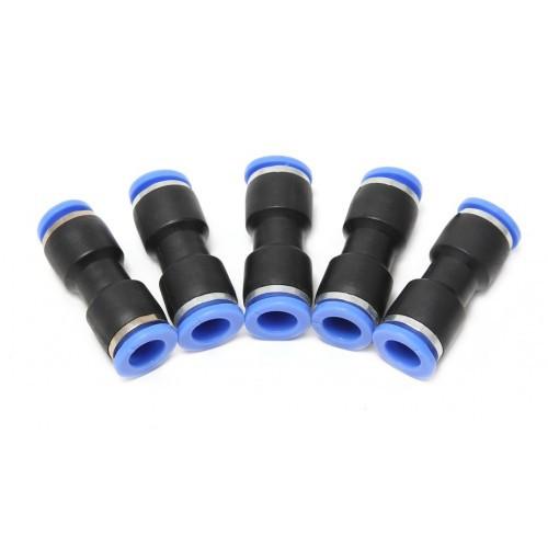 Фитинг для пластиковых трубок 10 x 10мм, к-т 5шт.