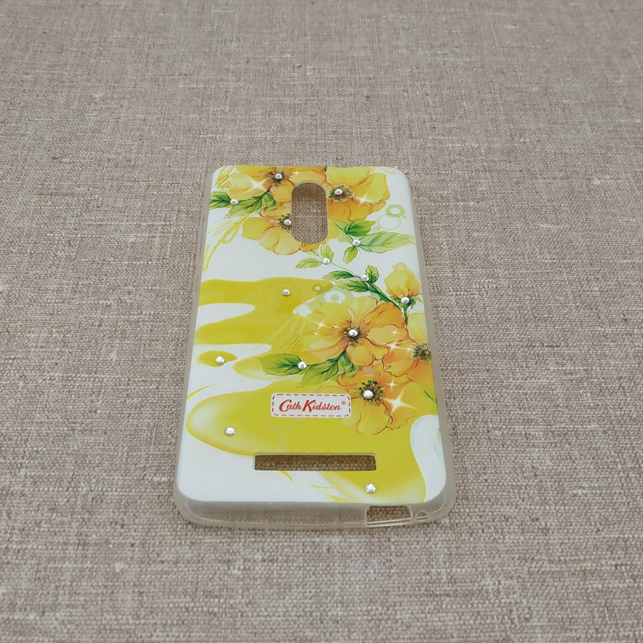 Чехол TPU Diamond Xiaomi Redmi Note 3 Pro Для телефона
