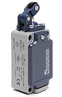 Выключатель концевой с пластиковым роликом d=14mm (1НО+1НЗ)
