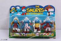 "Герои 3008 ""The Smurfs"""