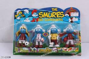 """Герої 3008 """"The Smurfs"""""""