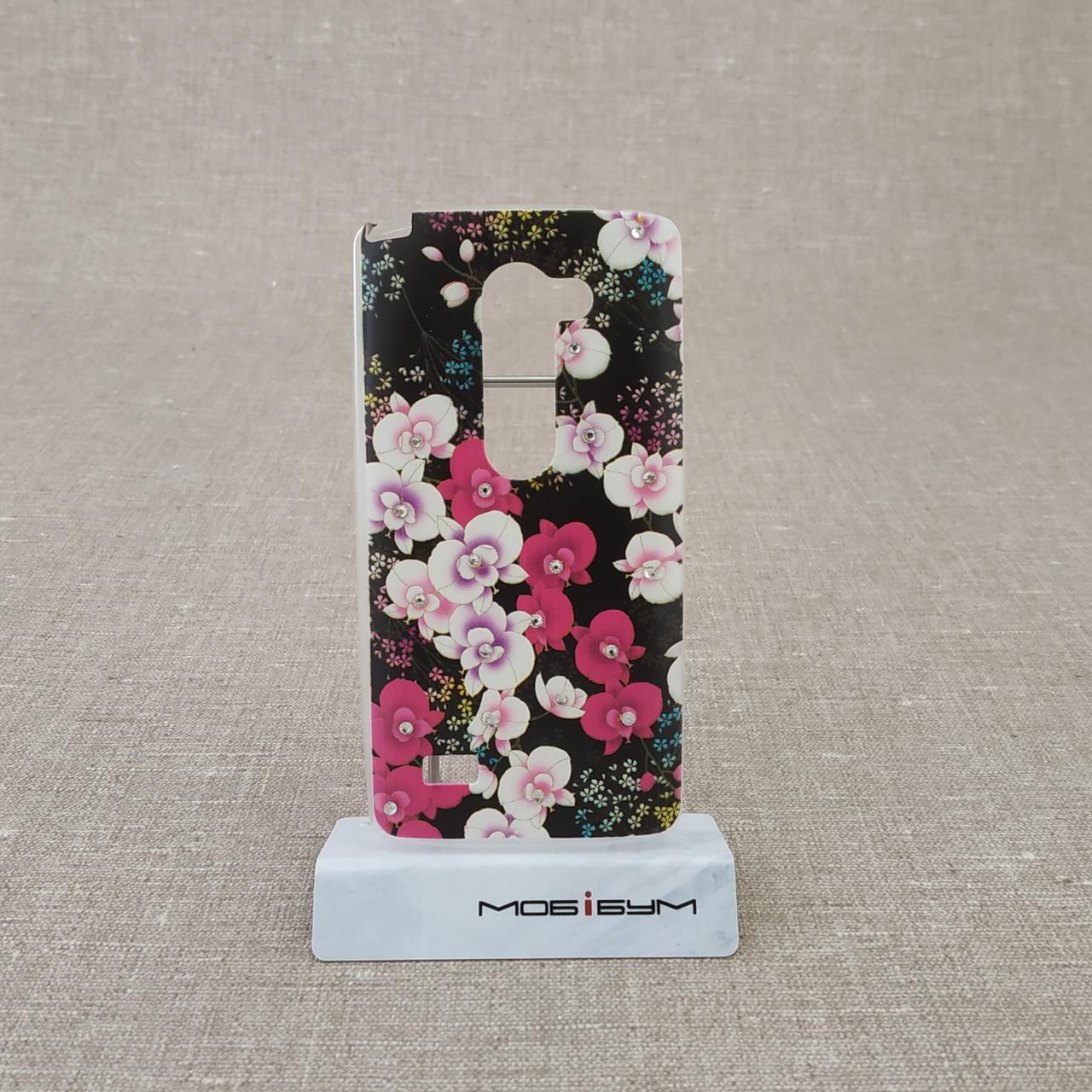 Чехлы для LG TPU Diamond leon Y50 Для телефона