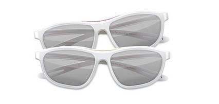 3D очки LG Dual Play LG AG-F400DP для телевизоров LG, фото 2