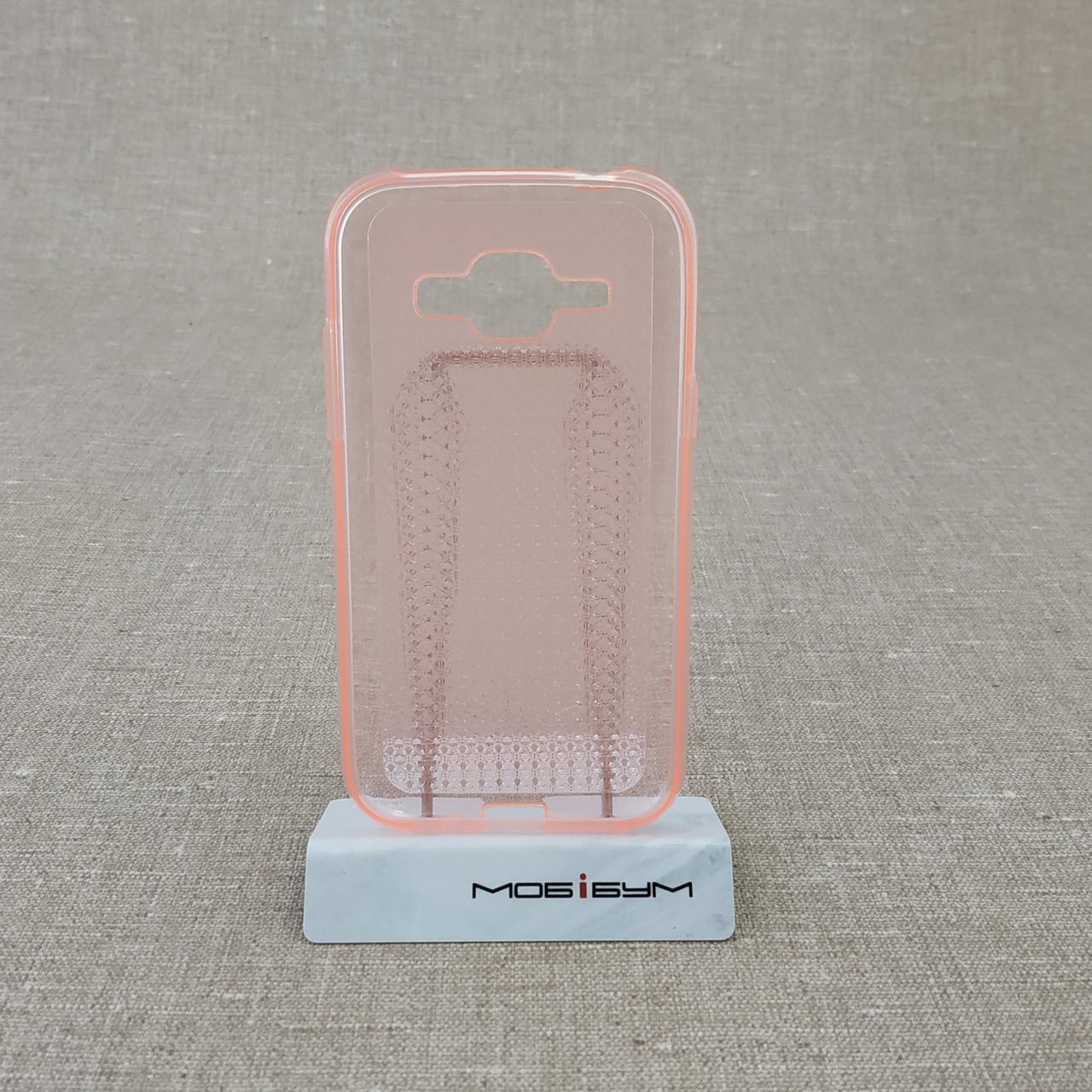 TPU Diamond Shine Samsung Galaxy J100 pink