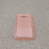 Чехол TPU Diamond Shine Samsung Galaxy J100 pink, фото 3