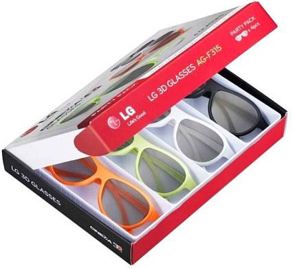 3D очки LG AG-F315 для телевизоров LG, фото 2
