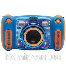 Детский фотоаппарат Vtech Kidizoom Camera DUO 5.0 Blue с видео записью