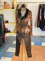 Карнавальный женский костюм Тигрица Kaprizz