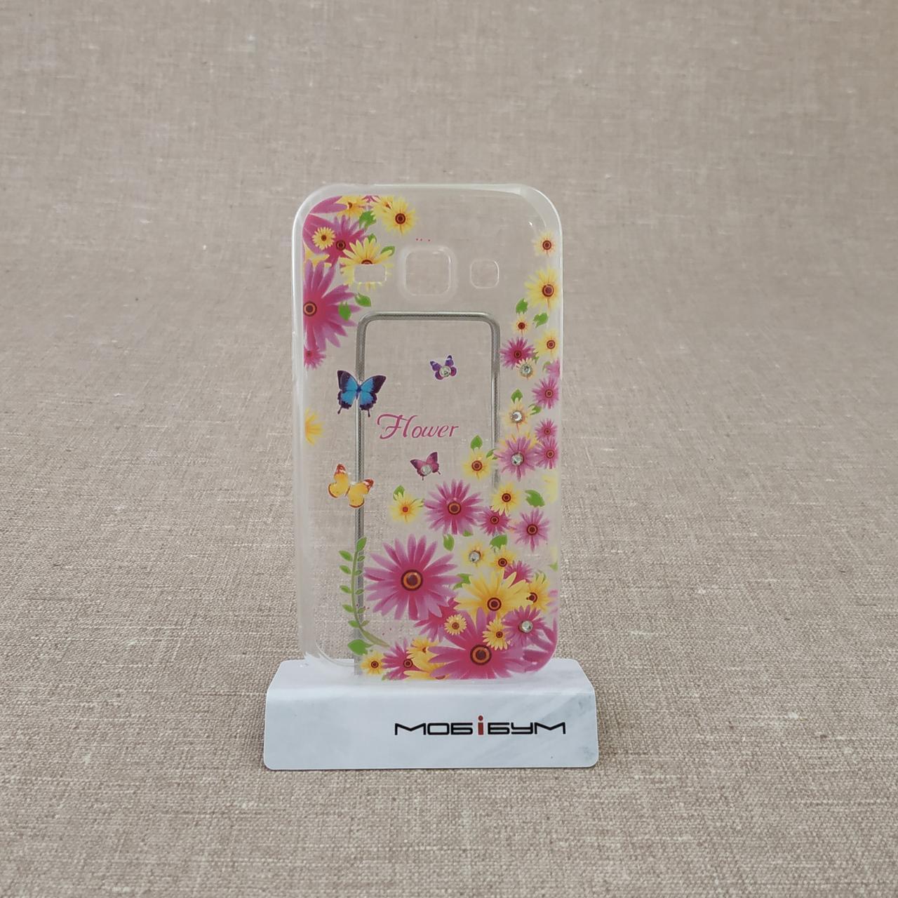 Чехлы для Galaxy J Series (остальные модели) TPU Diamond Samsung J1