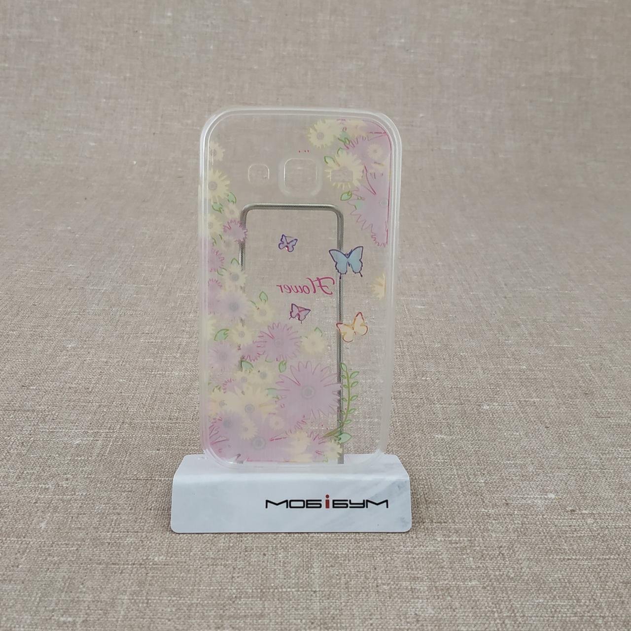 Чехлы для Galaxy J Series (остальные модели) TPU Diamond Samsung J1 Для телефона