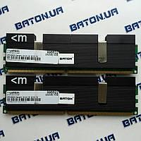 Игровая оперативная память Mushkin DDR2 4Gb KIT of 2 800MHz PC2 6400U CL4 (996622), фото 1