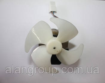 Вентилятор обдува ДАО 75-0,25-1,5П-УХП 5,1