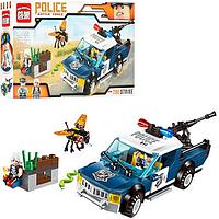 Конструкторы полицейский Пикап.Игрушки конструкторы развивающие.Детские конструкторы для мальчиков.