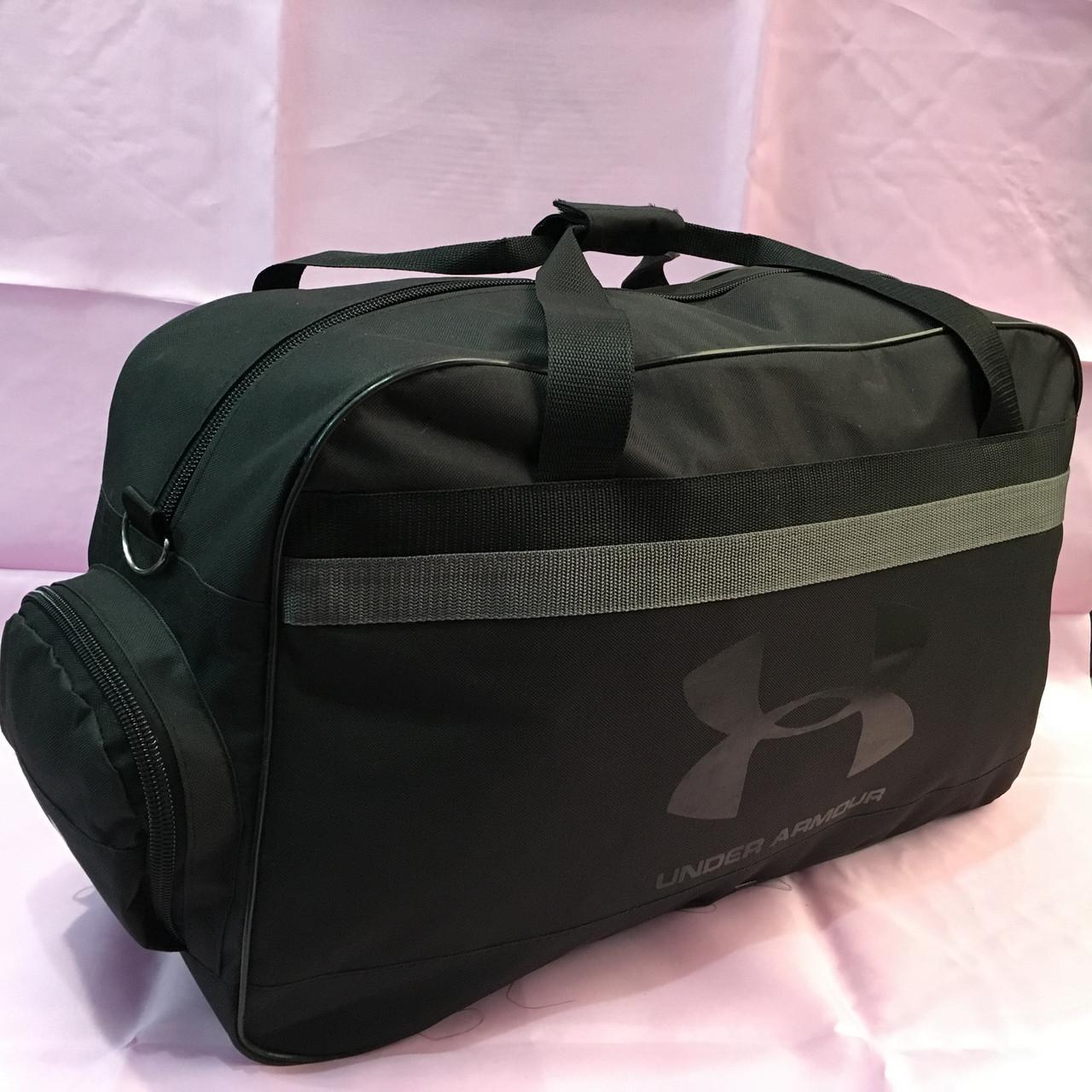 04f68769 Спортивная, дорожная качественная сумка UNDER ARMOUR Сумка UNDER ARMOUR.  Сумка в дорогу оптом M
