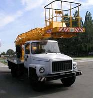 Услуги автовышки от 1000грн.17метровая 066-355-65-57