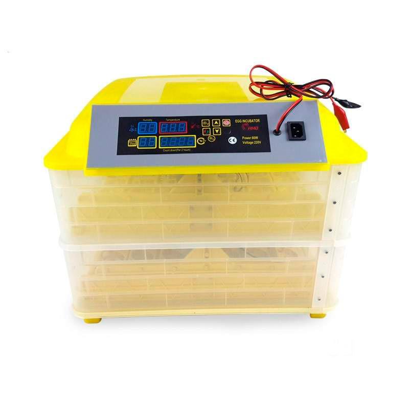Бытовой инкубатор автоматический «HHD 112″+ питание 12 В