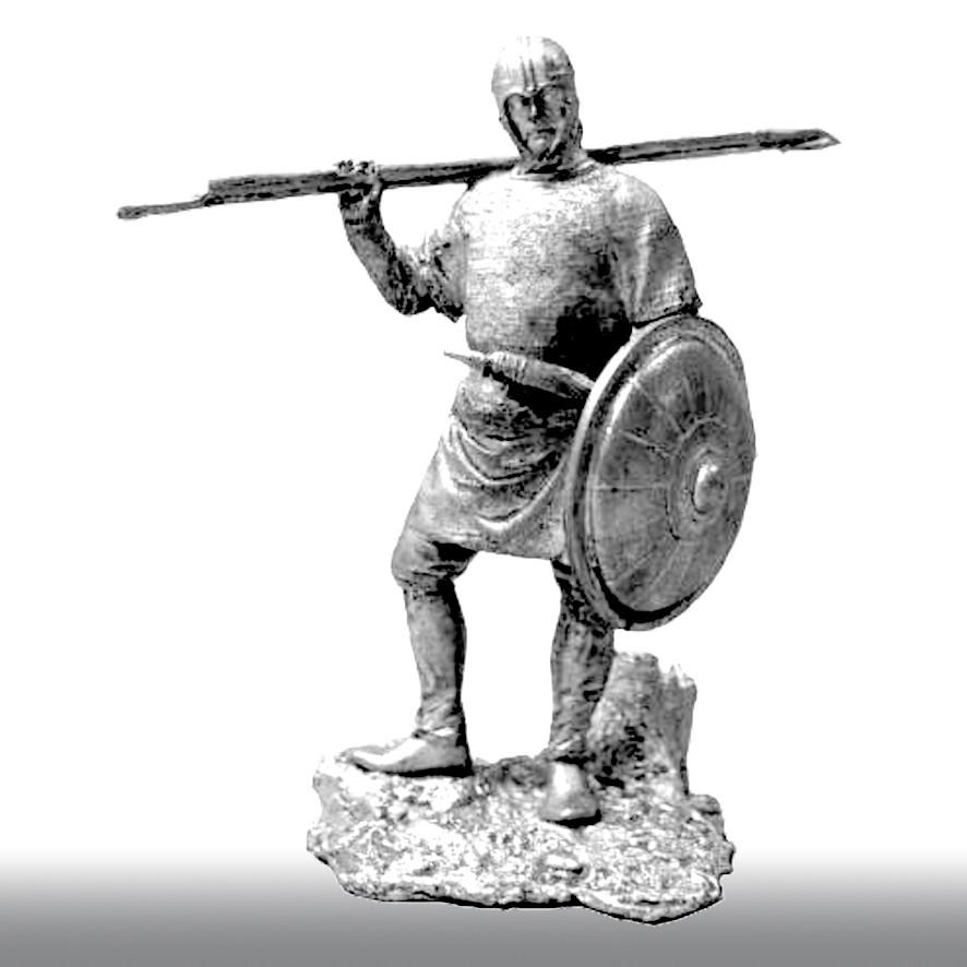 Англосакс, VI век