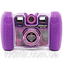 Дитячий фотоапарат VTech Kidizoom Twist Connect Camera Purple з відео-записом