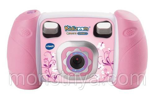 VTech детский цифровой фотоаппарат VTECH с видео записью, 1,3 мегапикселя, Киев, фото 1