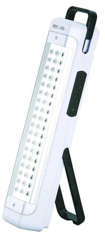 Светодиодный аварийный аккумуляторный фонарь yj-6808