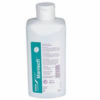Манисофт (Manisoft) средство для хирургического и гигиенического мытья рук, не сушит кожу (500 мл)
