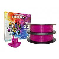 Светло-фиолетовый PLA пластик для 3D печати (1,75 мм/0,5 кг)