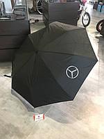 Зонт складной Mercedes-Benz CollectionTaschenschirm Collapsibl umbrella, B66952631. Оригинал. Черного цвета.