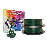Изумрудный PLA пластик для 3D печати (1,75 мм/0,5 кг)