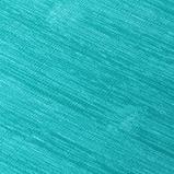 Блокнот ділової COLOR TUNES А5 96арк. чистий, позов. шкіра, бірюзовий, фото 3