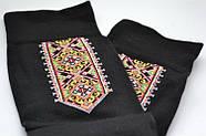 Шкарпетки чоловічі демісезонні х/б Класік вишиванка, фото 3