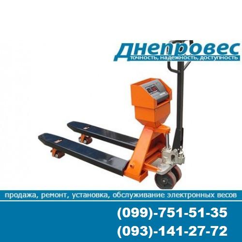 Весы рокла 500 кг ВПД-РК Днепровес