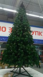 Ялинка інтерєрна Ялинка України Сосна зелена хвоя жилка 3м