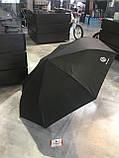 Зонт складной VOLKSWAGEN POCKET UMBRELLA, 000087602K. Оригинал. Черного цвета., фото 3