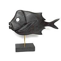 Рыба № 6 черная
