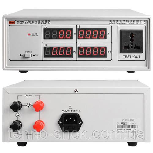 Тестер 9800 RF мультиметр