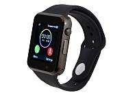 Умные часы Smart Watch UWatch A1 Black (hub_ZPVm51873_my)